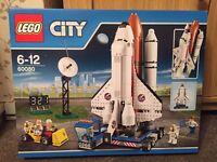 New & Sealed LEGO City Space Port Set [60080]