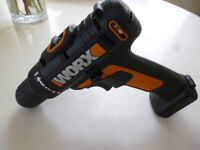 WORX DRILL DRIVER, 20 VOLT POWERSHARE, BRAND NEW, BARE UNIT