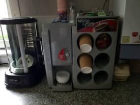 Nescafe & Go coffee machine