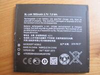 Lumia 535 battery