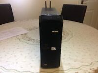 Packard Bell imedia S2870 in excellent condition Windows 10, intel G2020 processor, 500gb, 4gb ram,