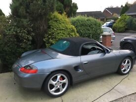 Mint Boxster for sale