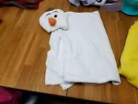 Children's fleece blankets
