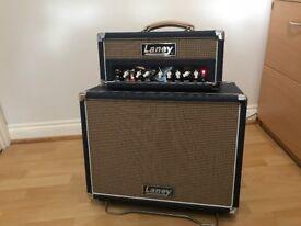 Laney Lionheart L5 Studio and Matching Lt112 Cab