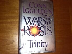 Conn Iggulden ... War of the Roses ... Trinity