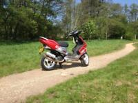 Peugeot street fight 2 50cc 2007 (56) New Mot