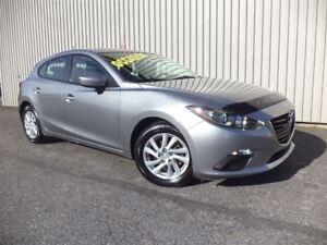 2014 Mazda MAZDA3 SPORT GX +Hatchback, 1 Proprio+