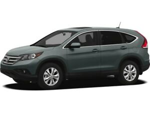 2012 Honda CR-V Touring Just arrived! Photos coming soon!