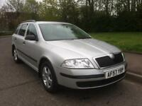 SKODA OCTAVIA TDI 1.9 , PASSAT , ESTATE , DRIVES GREAT , MOTD OCTOBER 18 , REGD 2007