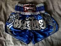 Muay Thai Boxing Shorts. Twins Size M