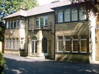 Nine furnished rooms to let in a new house share near Wakefield Road in Dewsbury.