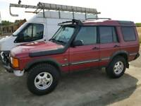 Land rover discovery td5 swap bike