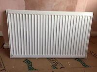 600 x 1000mm single radiator x 2 £10each