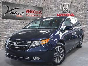 2014 Honda Odyssey Touring*DVD*GPS*CUIRE*