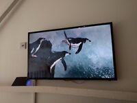 "SAMSUNG - 40"" - Full HD - Smart TV - WiFi - LED - UE40F5500AW"