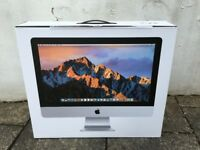 Apple iMac 21.5 2017 BOX ONLY