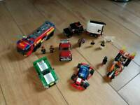 Joblot lego vehicles