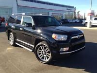 2012 Toyota 4Runner Limited 7 Pass - Only 73KM! Fully loaded, Lt