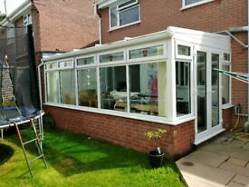 Lean to Style Conservatory