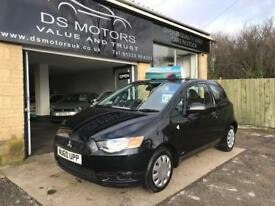 2010/60 MITSUBISHI COLT CZ1 / ONLY 13,755 GENUINE MILES / 1.1 PETROL / OUTSTANDING CONDITION