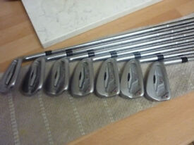 Ping S56 golf clubs with KBS shafts.Super Cond.