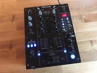 Pioneer DJM 400 Limited edition blue DJ Mixer CDJ XDJ