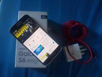 Samsung Galaxy S6 Edge 64GB Saphire Blue
