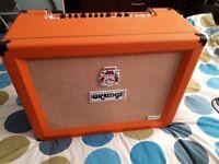 Orange cr120 combo.