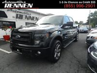 2013 Ford F-150 FX4 ECOBOOST, NAVIGATION, TOIT OUVRANT
