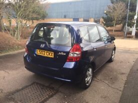 Honda Jazz 1.4 SE *Parking Sensors*low mileage*