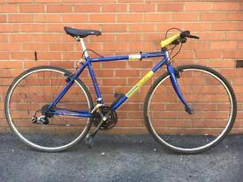 Coventry Eagle Vintage Retro Mens Road Hybrid Bike 20 Inch Frame 18 Speed Excellent Condition