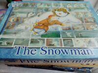 The snowman juzzle puzzle