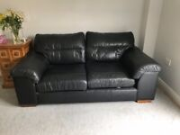2 Leather Sofa's