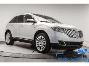 2013 Lincoln MKX AWD, NAV, CUIR, TOIT, CAMERA DE RECUL