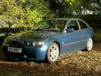 BMW 320TD COMPACT M SPORT 320D 2004 (not m3 golf focus bora civic leon)