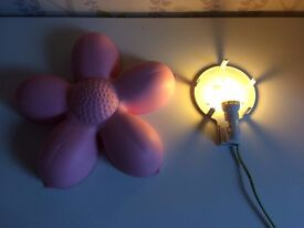 Ikea Flower Light including Bulb - £5.00