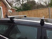 Roof bars - for flush roof rails