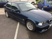 BMW 3 SERIES 318 ti SPORT 1999