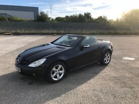 Mercedes SLK 280 Hard-top convertible