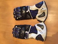 JTS Motorcycle Racing Gloves (Medium)