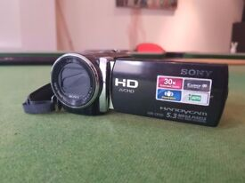 Sony HDR-CX190 Handheld camcorder 5.3MP CMOS Full HD