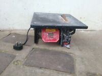 Tile cutting machine 240v good condition silent engine