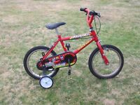 Raleigh Martian Kids Bike
