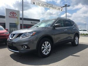 2016 Nissan Rogue SV - AWD - MOONROOF - HEATED SEATS - ALLOY WHE