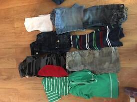Small bundle boys clothes 3-4
