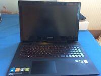 """Lenovo Y50 15.6"""" 1080p (1TB SSHD, i7 4710qh, 8gb RAM, GTX 860m)"""