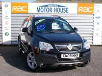 Vauxhall Antara S CDTI (HUGE SPEC) FREE MOT'S AS LONG AS YOU OWN THE CAR!!! (black) 2009