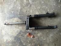 Gilera Runner SP 125/180 or VX 125/180/200 Front Forks