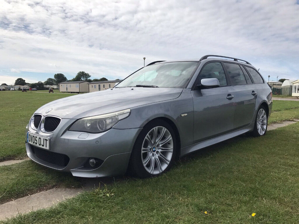 stunning bmw 5 series 535d e60 e61 touring estate. Black Bedroom Furniture Sets. Home Design Ideas