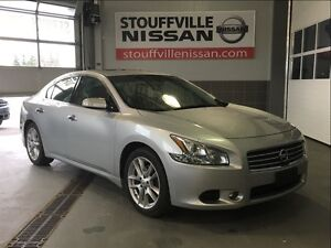 Nissan Maxima sv leather seats and power sunroof 2009